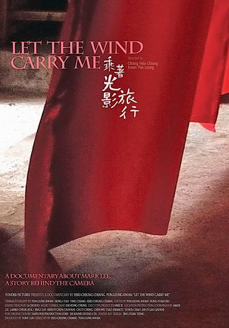 Let the Wind Carry Me Poster