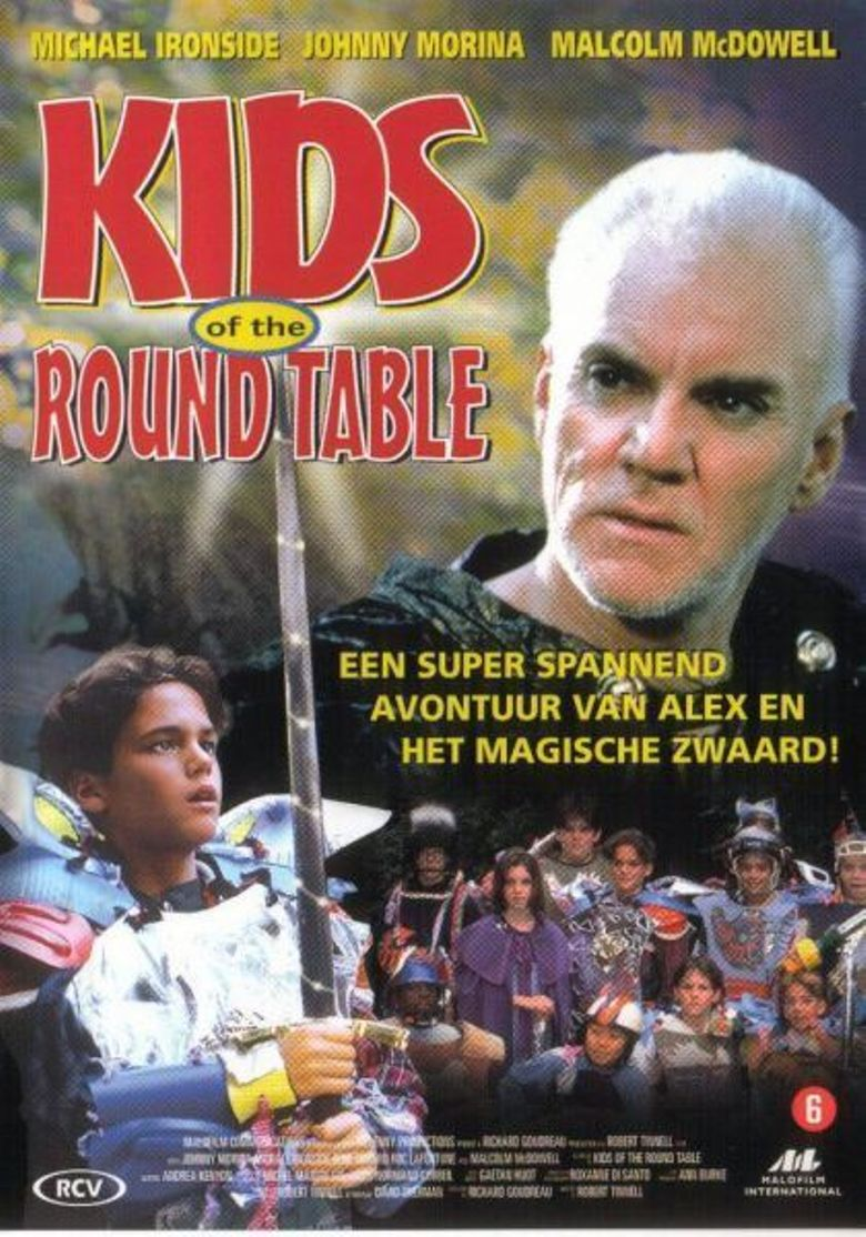 Kids of the Round Table Poster