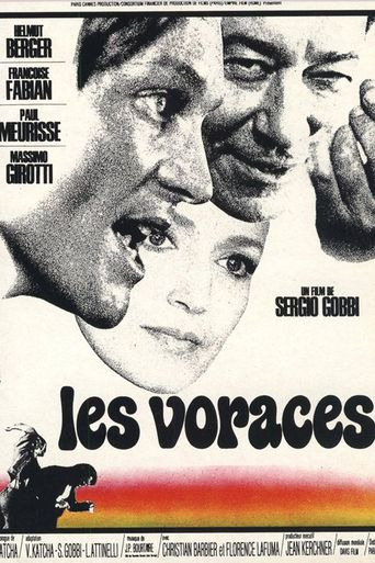 The Voracious Ones Poster