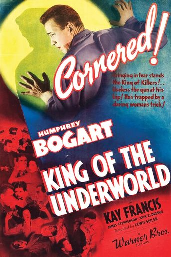 King of the Underworld Poster