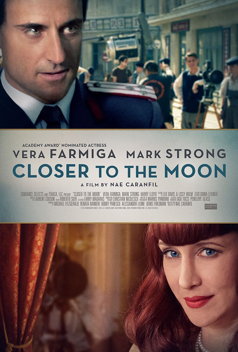 Closer to the Moon Poster