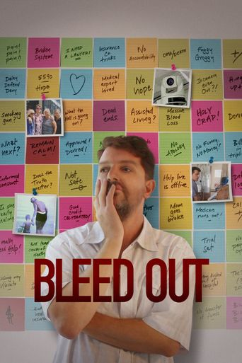 Bleed Out Poster
