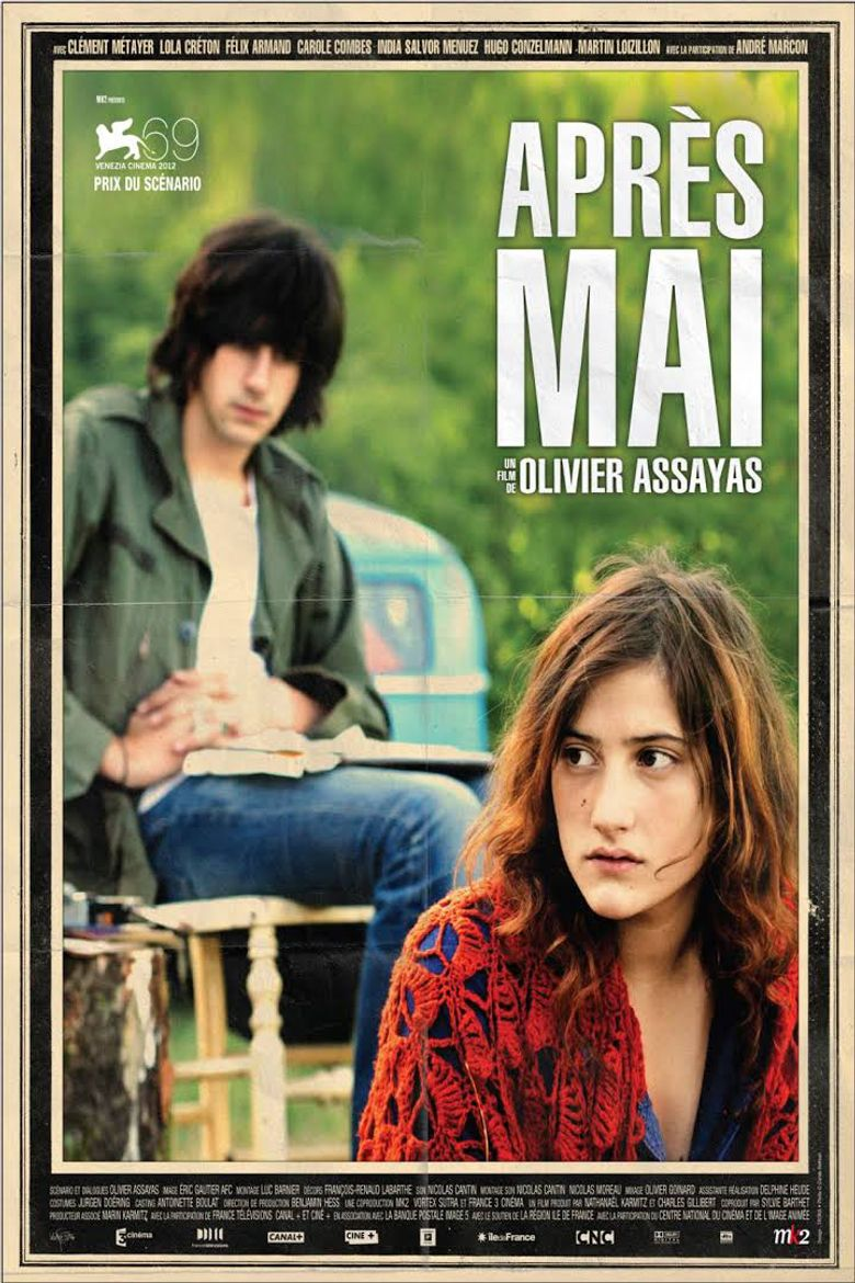 Something in the Air Poster