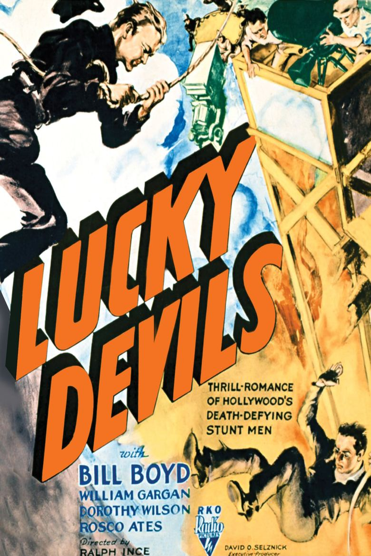 Lucky Devils Poster