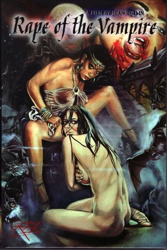 The Rape of the Vampire Poster