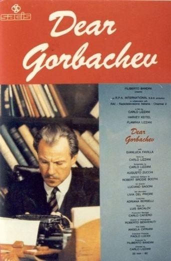 Caro Gorbaciov Poster