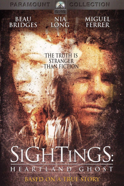 Sightings: Heartland Ghost Poster