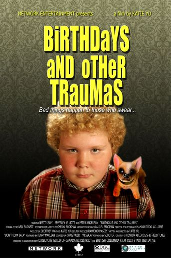 Birthdays and Other Traumas Poster
