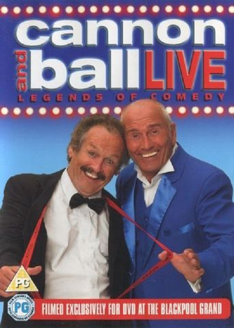 Cannon and Ball Live: Legends of Comedy Poster