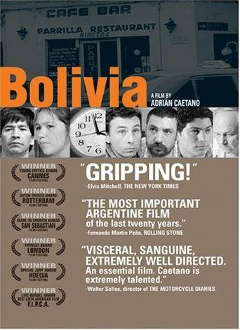 Bolivia Poster