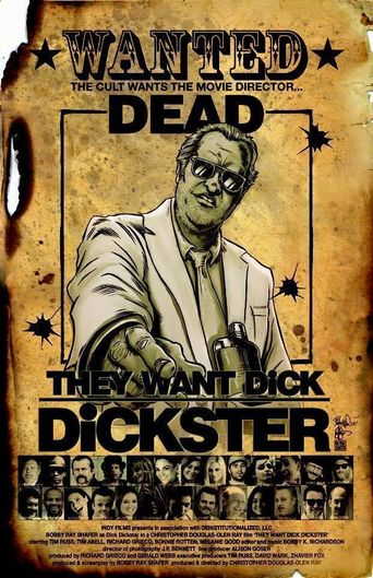 They Want Dick Dickster Poster