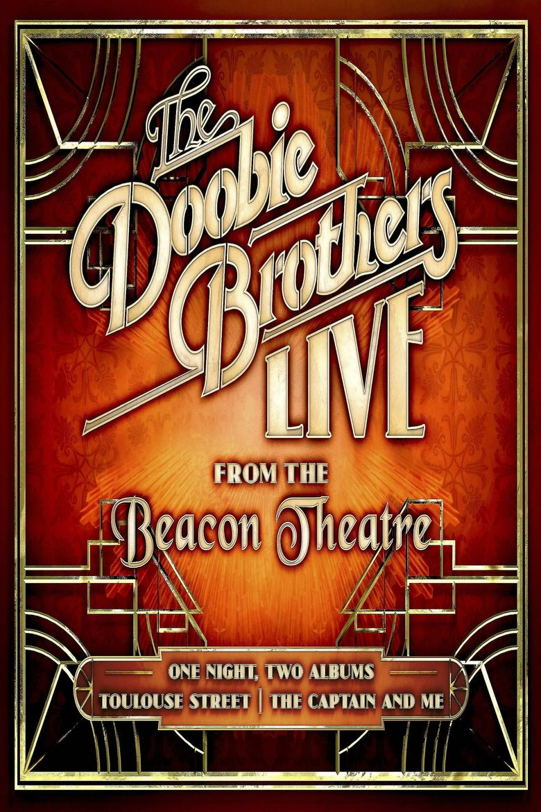 The Doobie Brothers: Live From The Beacon Theatre Poster