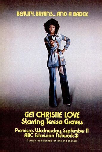 Get Christie Love! Poster