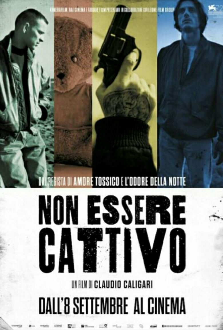 Don't Be Bad Poster