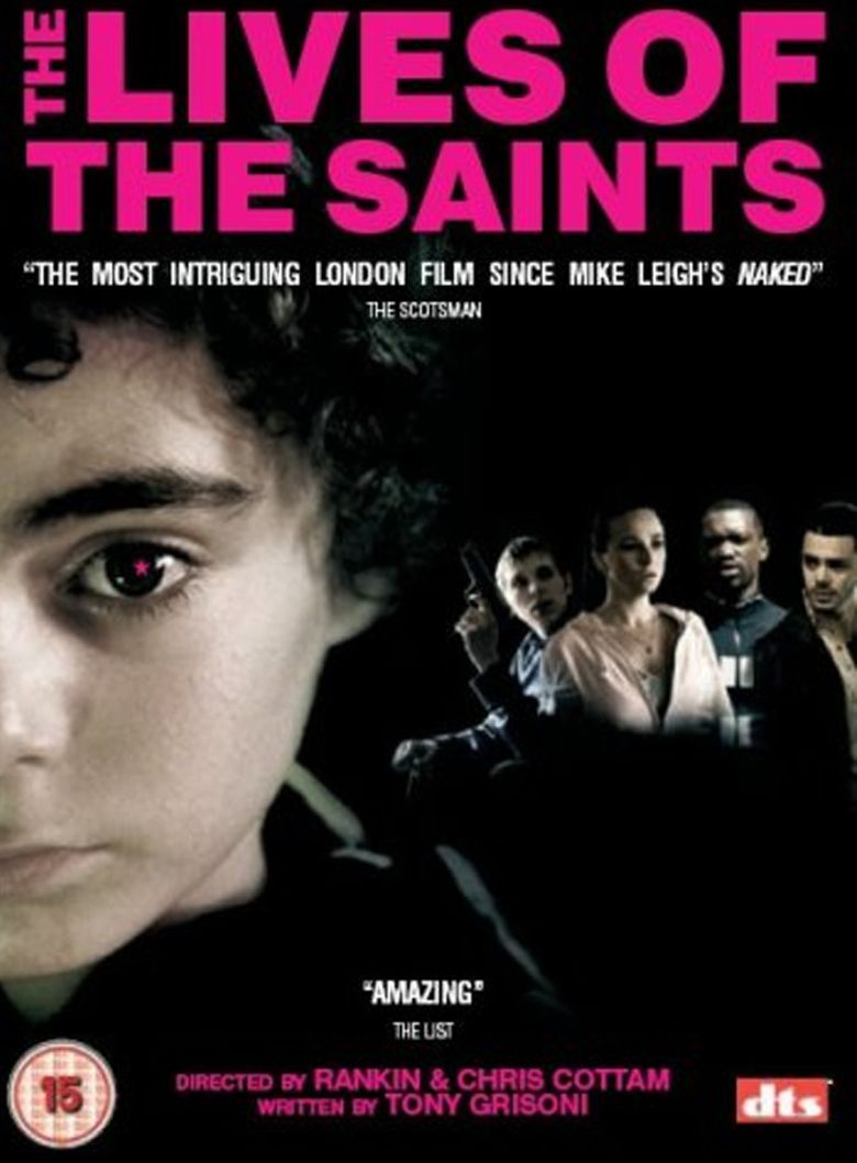Lives of the Saints Poster