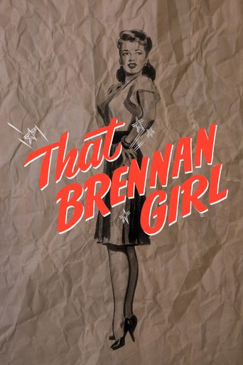 That Brennan Girl Poster