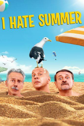 Odio l'estate Poster