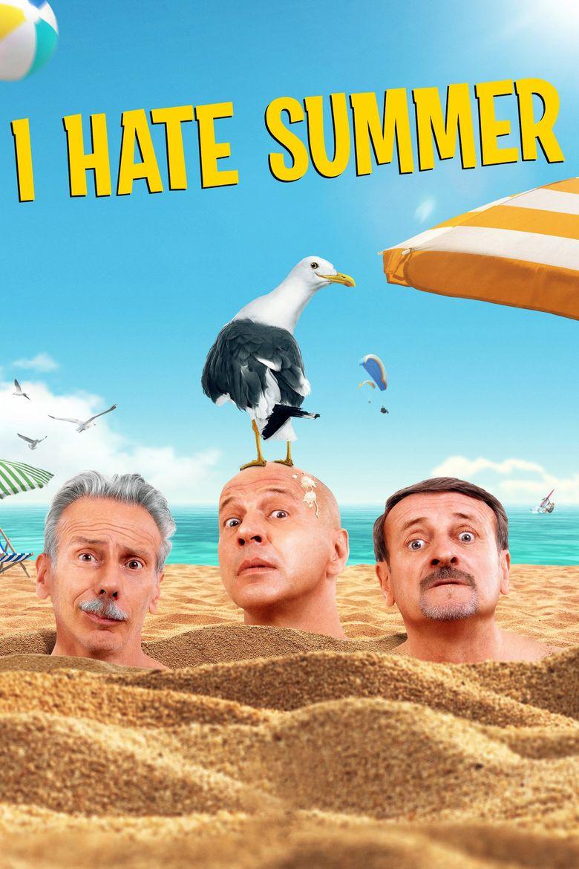 I Hate Summer Poster