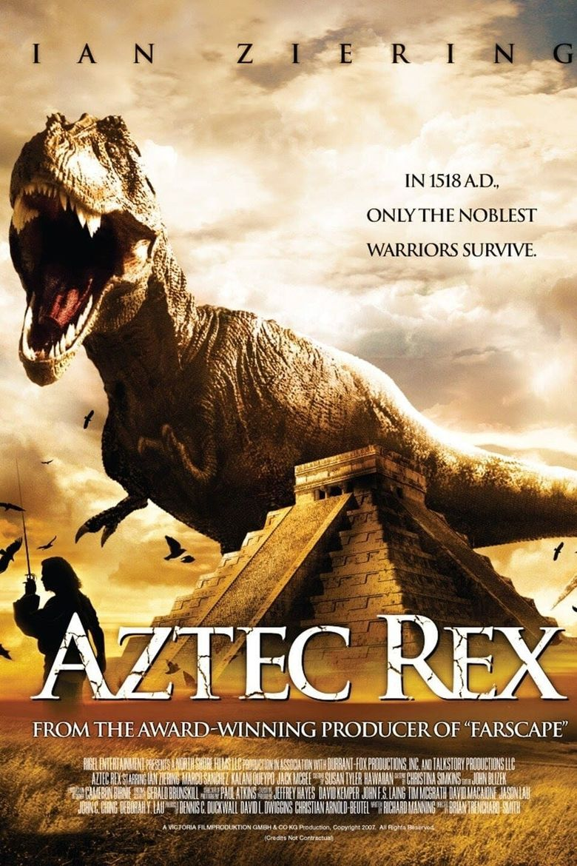 Aztec Rex Poster