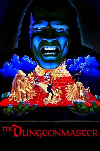 The Dungeonmaster Poster