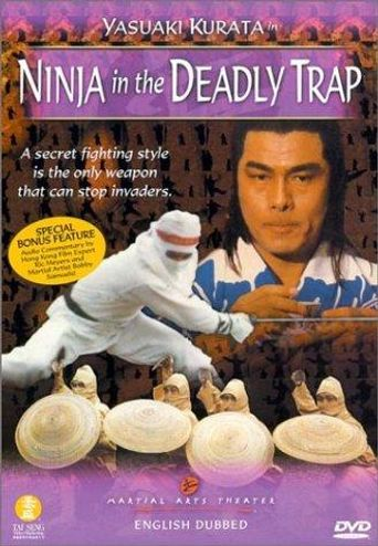 Ninja In The Deadly Trap Poster
