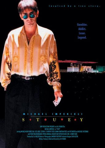 High Roller: The Stu Ungar Story Poster