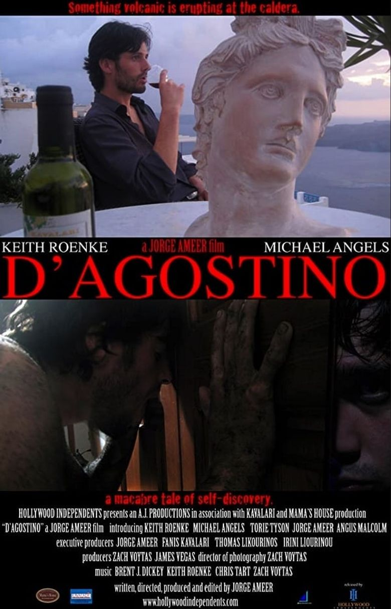 D'Agostino Poster