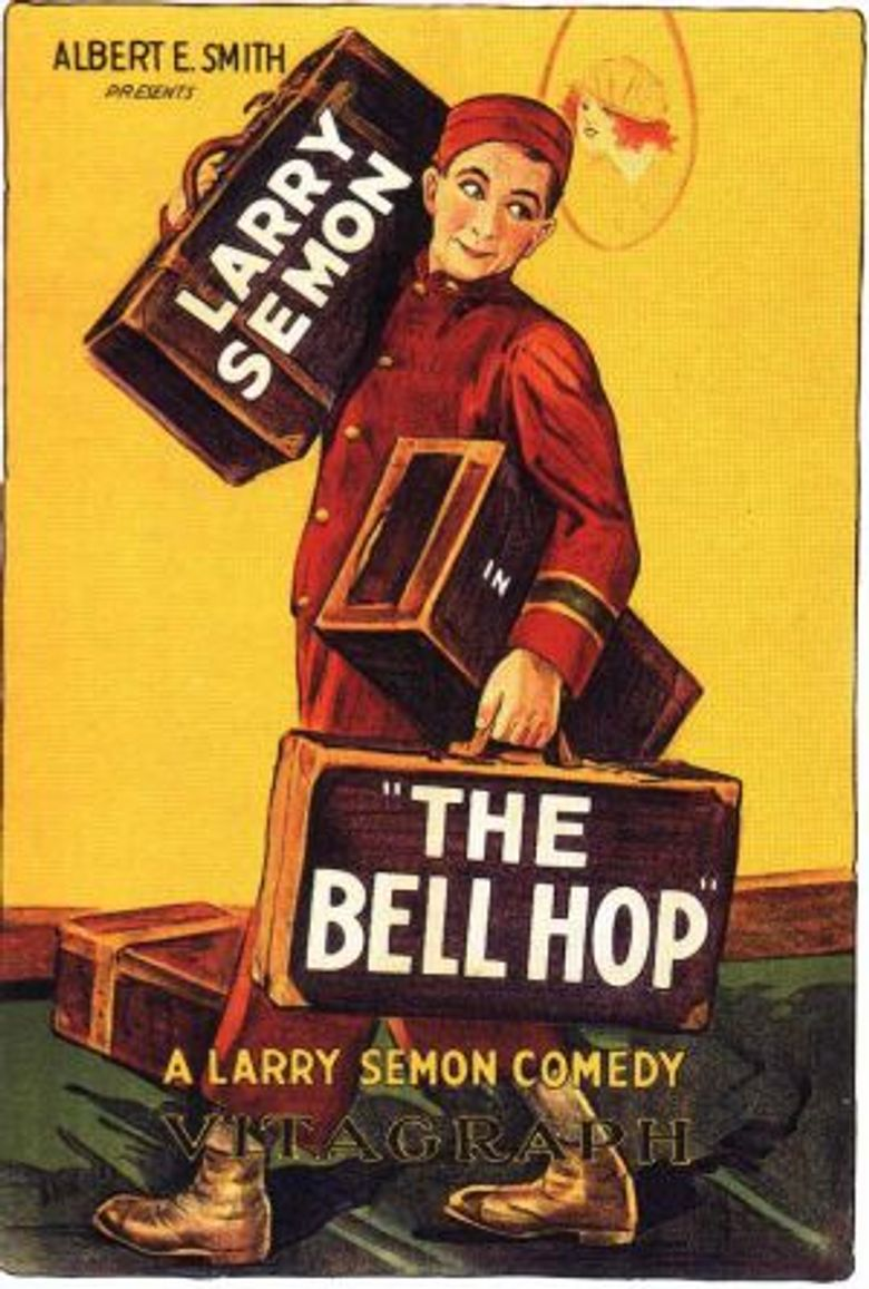The Bell Hop Poster