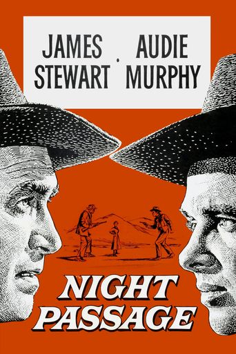 Night Passage Poster