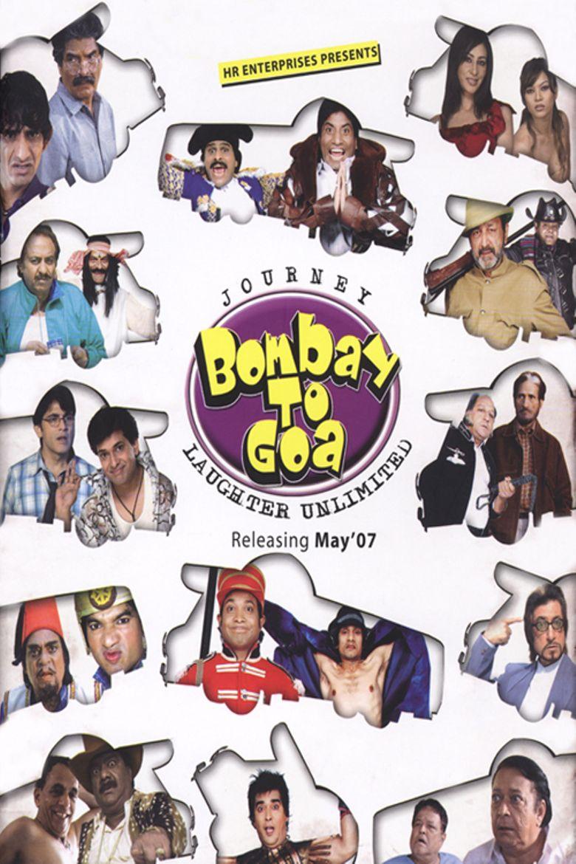 Journey Bombay to Goa Poster