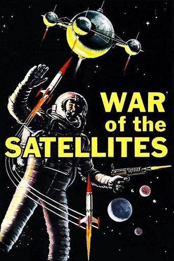 War of the Satellites Poster