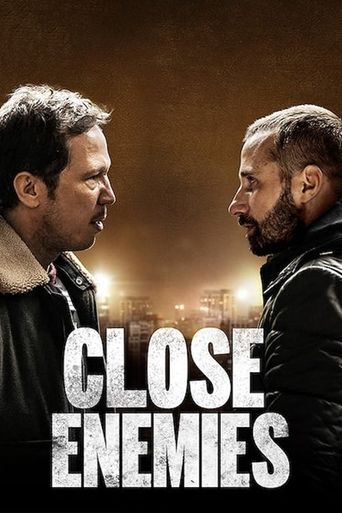 Close Enemies Poster
