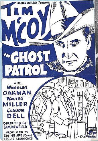 Ghost Patrol Poster