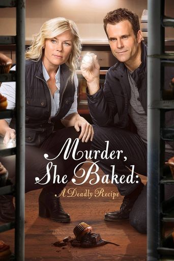 Murder She Baked: A Deadly Recipe Poster