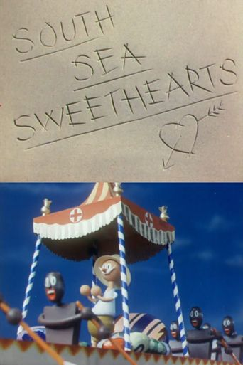 South Sea Sweethearts Poster