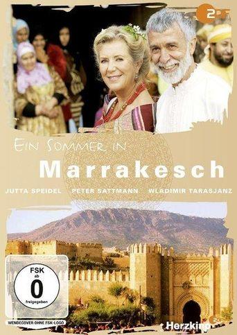 Ein Sommer in Marrakesch Poster