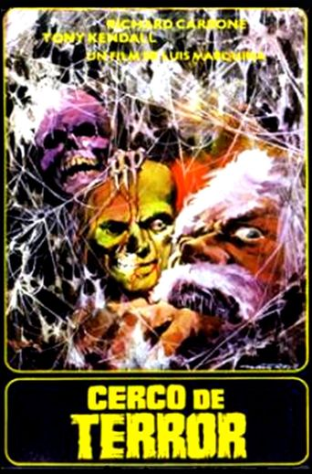 Siege of Terror Poster