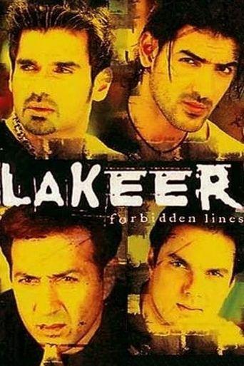 Lakeer - Forbidden Lines Poster