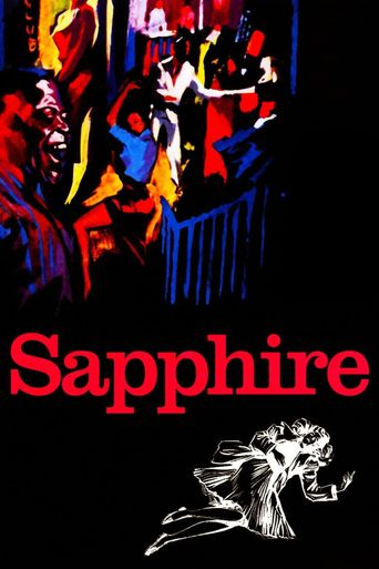 Sapphire Poster