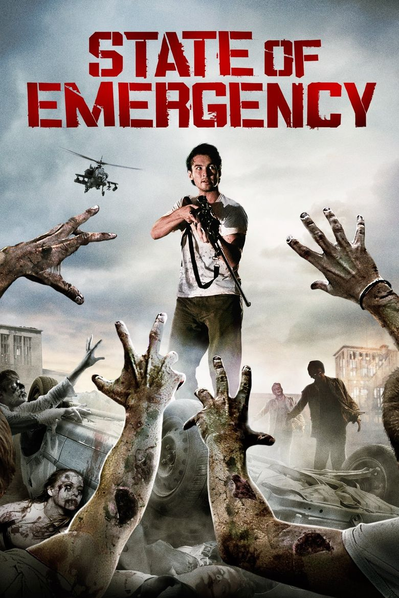 State of Emergency Poster