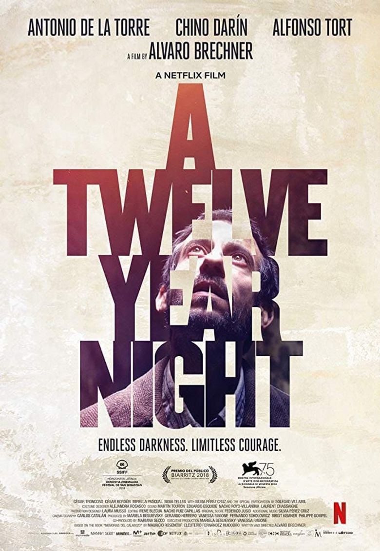 A Twelve-Year Night Poster