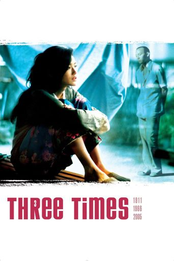 Three Times Poster