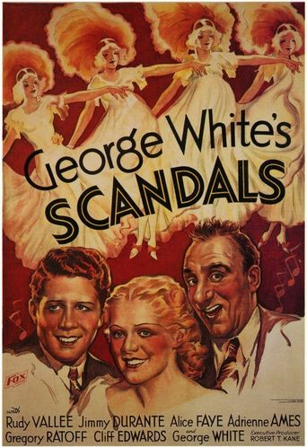 George White's Scandals Poster