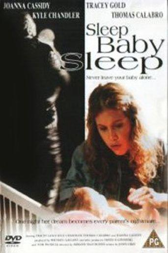 Sleep, Baby, Sleep Poster