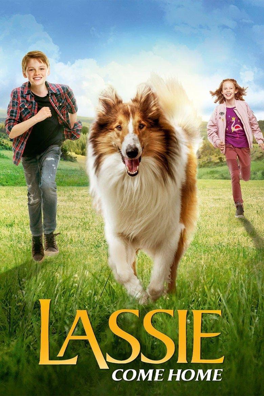 Lassie Come Home Poster