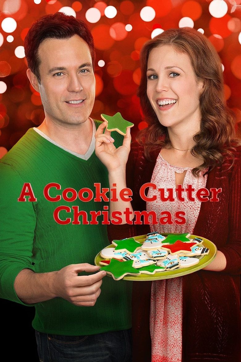 A Cookie Cutter Christmas Poster
