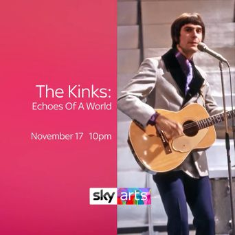 The Kinks: Echoes of a World Poster