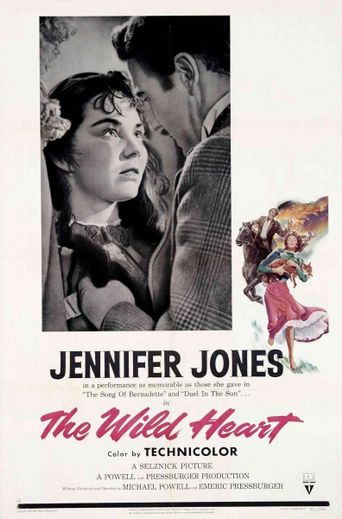 The Wild Heart Poster
