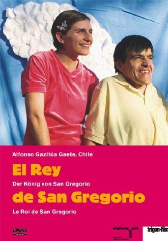 El rey de San Gregorio Poster