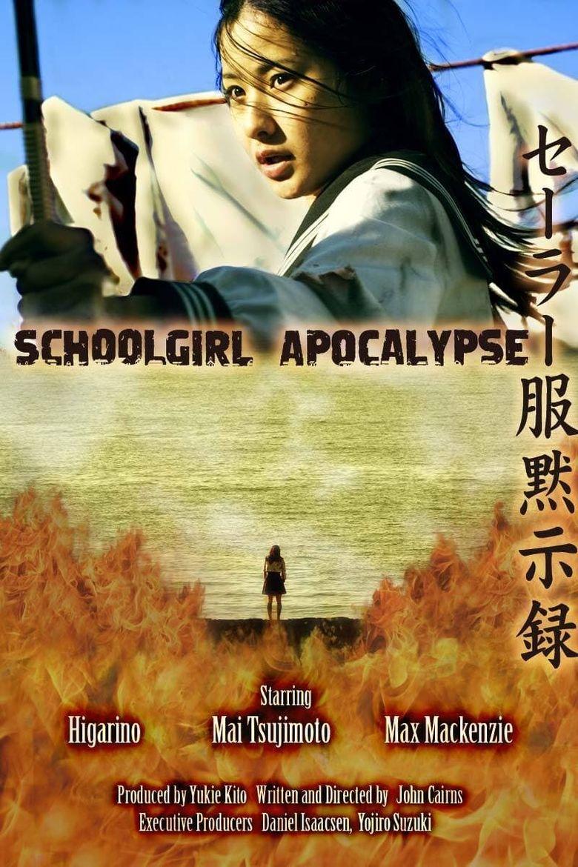Schoolgirl Apocalypse Poster